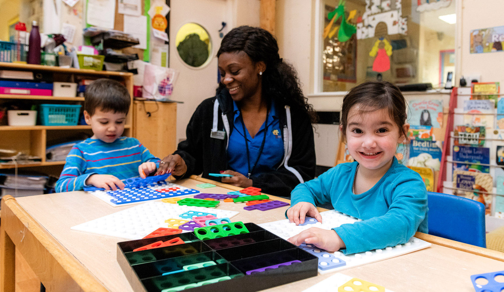 Fees for childcare services at Treetops Nursery in Willesden, London NW10 (half or full day sessions).