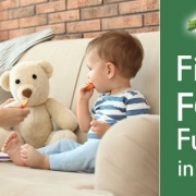 Fighting food fussiness in under-5s. How to encourage toddlers to eat
