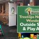 Treetops Nursery's Wonderful Outside Spaces & Play Areas