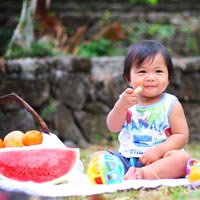 Healthy eating has many benefits for toddlers and preschoolers