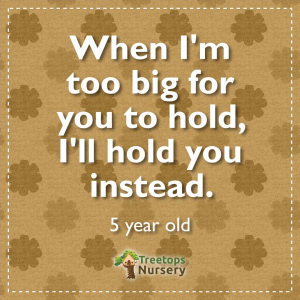 Cute things that kids said - slide 1