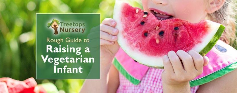 Raising a Vegetarian Infant - Rough Guide