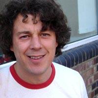 Actor and comedian Alan Davies links to Willesden Green via Jonathan Creek