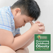 Overcoming childhood obesity — & why it matters