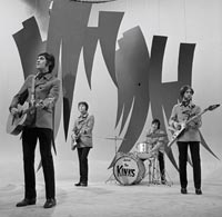 One of The Kinks' most famous songs 'Lola' was also recorded in Willesden, at Morgan Studios.