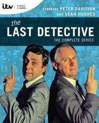 The Last Detective was filmed in Willesden, Harlesden & North London