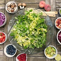 Healthy, balanced eating habits also help to fight obesity at any age