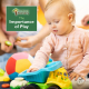 The importance of play for babies, toddlers & children under 5