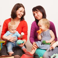 Parents & guardians can really help toddlers ready themselves for nursery